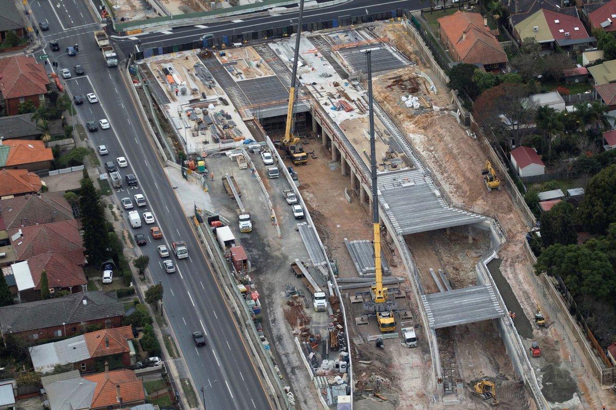 WestConnex Stage 1B (M4 East), Sydney