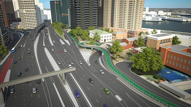 Sydney Harbour Bridge Cycleways